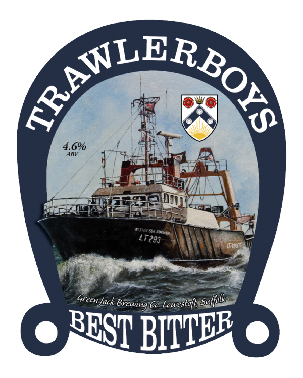Trawlerboys 4.6% 36 pints